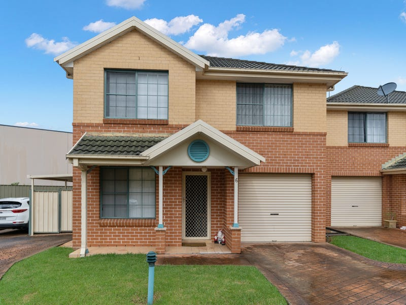 6/6 Plum Close, Casula, NSW 2170