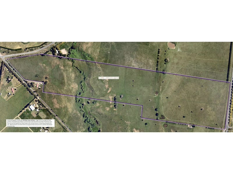 Lot 1 & 2 Mullalys Road, Bolinda, Vic 3432