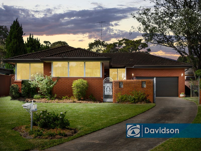 12 Bareena Place, Hammondville, NSW 2170