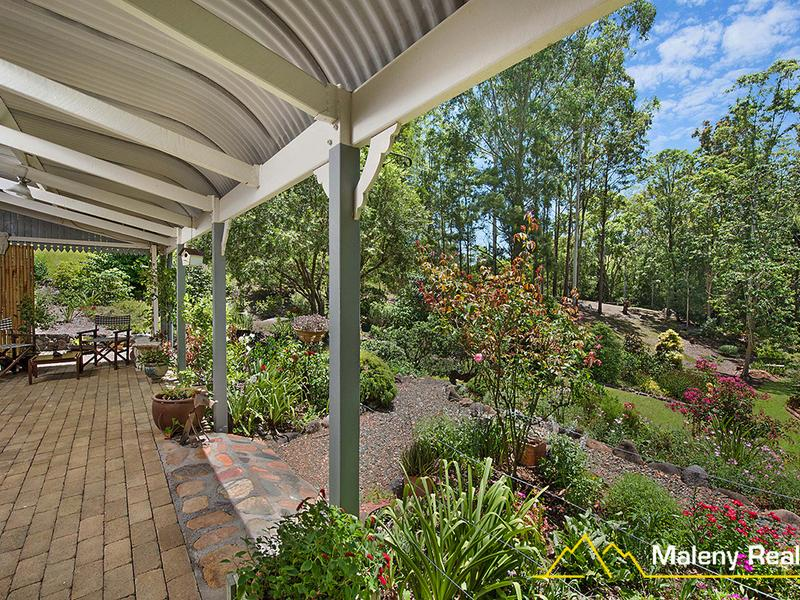 148 Harper Creek Rd Via Maleny, Conondale, Qld 4552