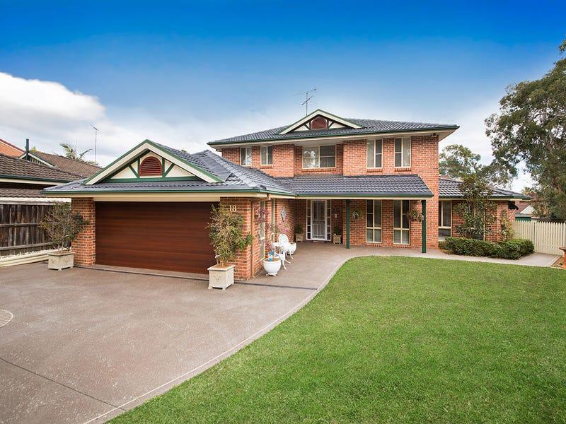 18 Sycamore Grove, Menai, NSW 2234