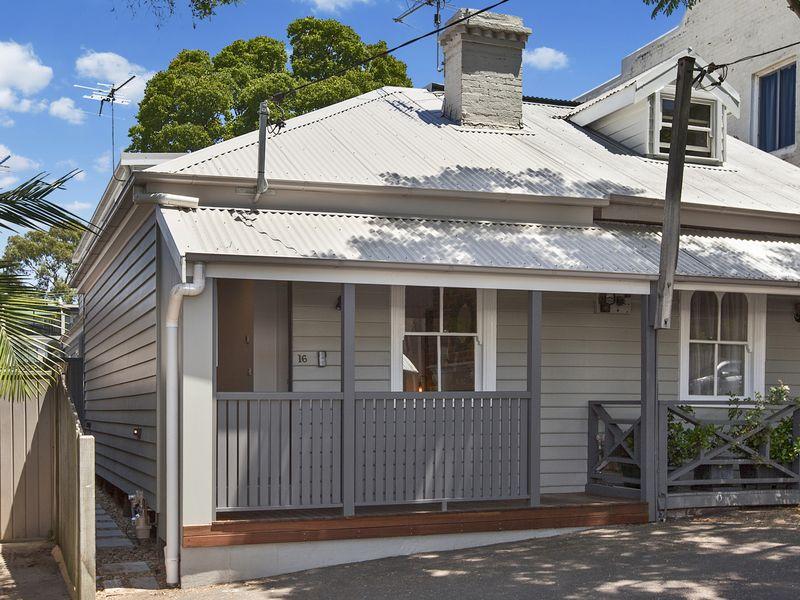 16 Nelson Street, Rozelle, NSW 2039