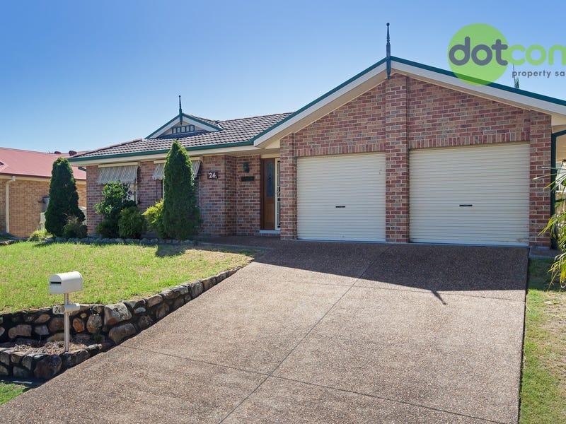24 Springvale Circuit, Cameron Park, NSW 2285