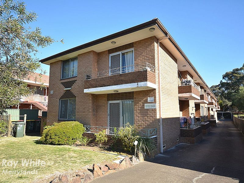 2/23 Military Road, Merrylands, NSW 2160