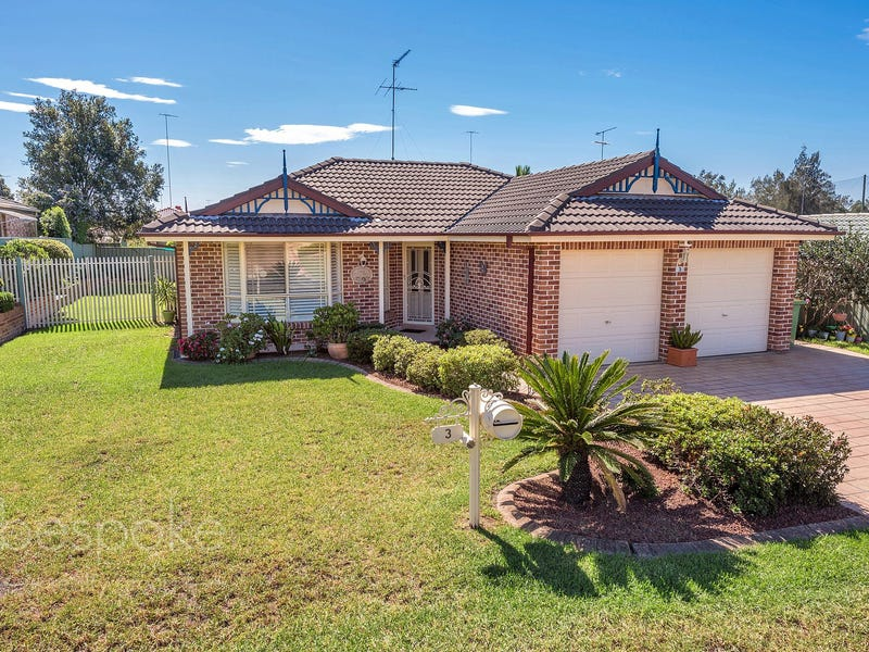 3 Birkdale Circuit, Glenmore Park, NSW 2745