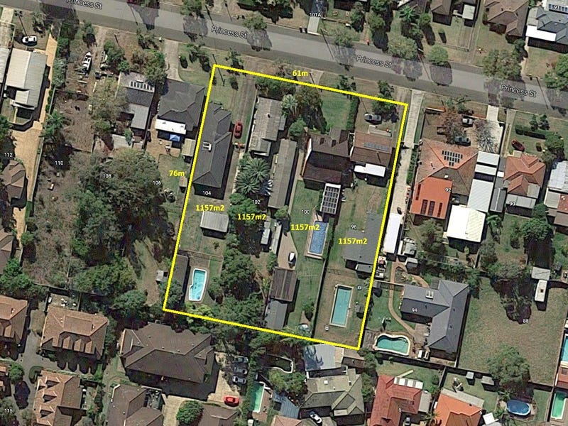 96 -104 Princess Street. ALL SOLD !, Werrington, NSW 2747
