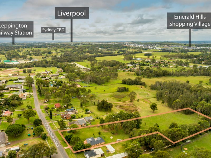 20 Chisholm Road, Catherine Field, NSW 2557
