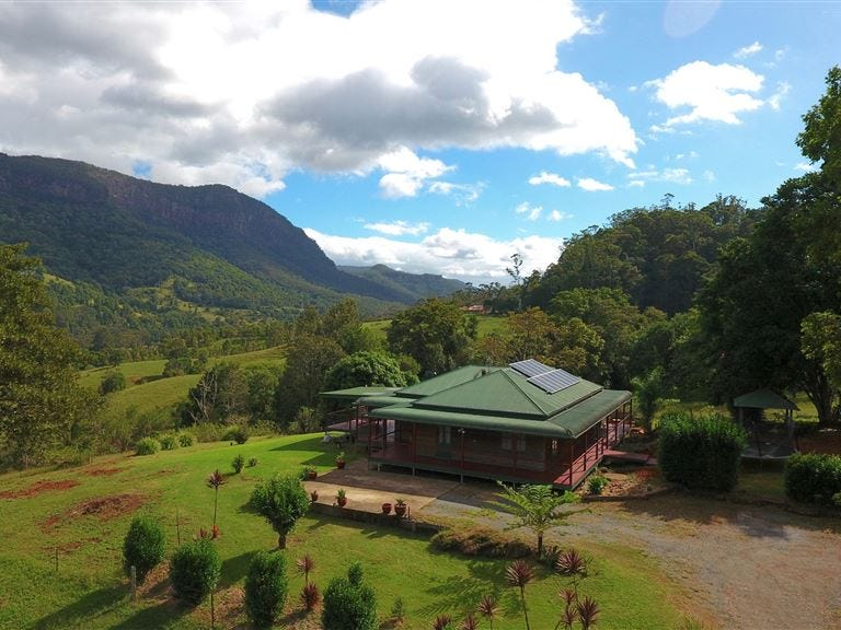 3033 Nerang Murwillumbah Road, Natural Bridge, Qld 4211
