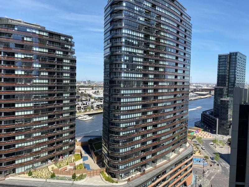1906E/888 Collins St, Docklands, Vic 3008 - Apartment for ...