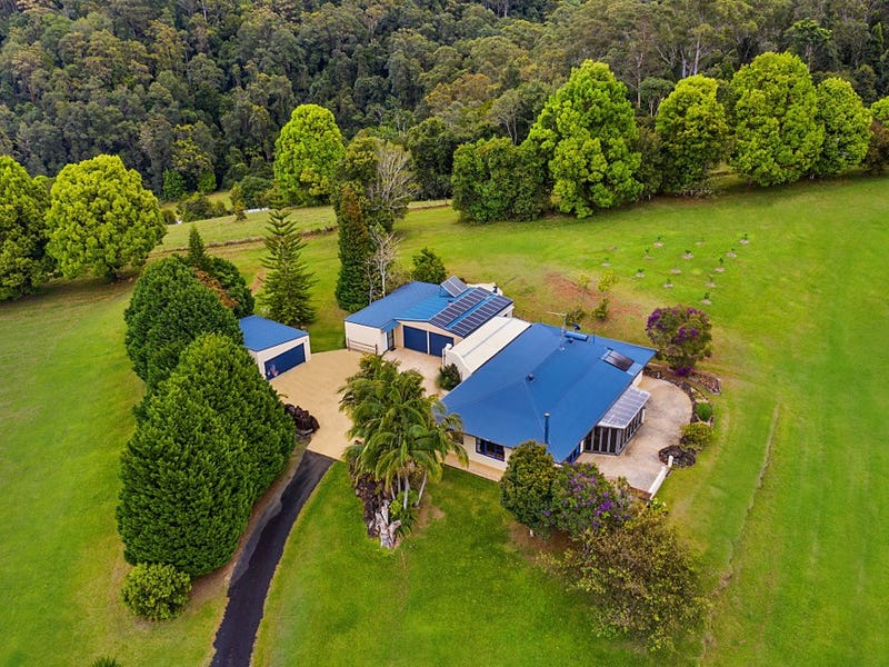 458 Byrrill Creek Road, Uki, NSW 2484