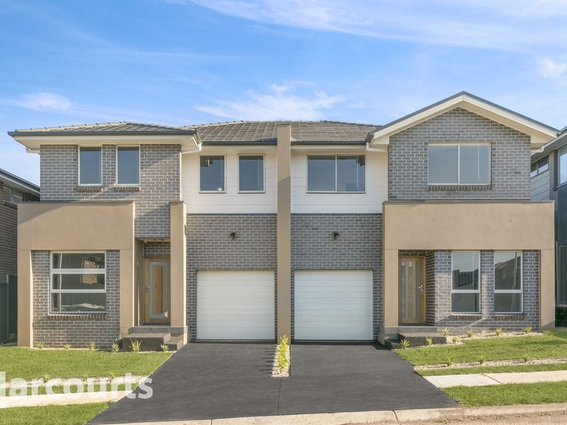 20A & 20B/22A & 22B Fleet street, Gregory Hills, NSW 2557