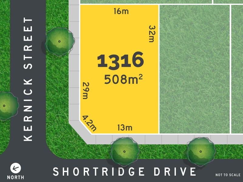 Lot 1316, Shortridge Drive, Lucas, Vic 3350