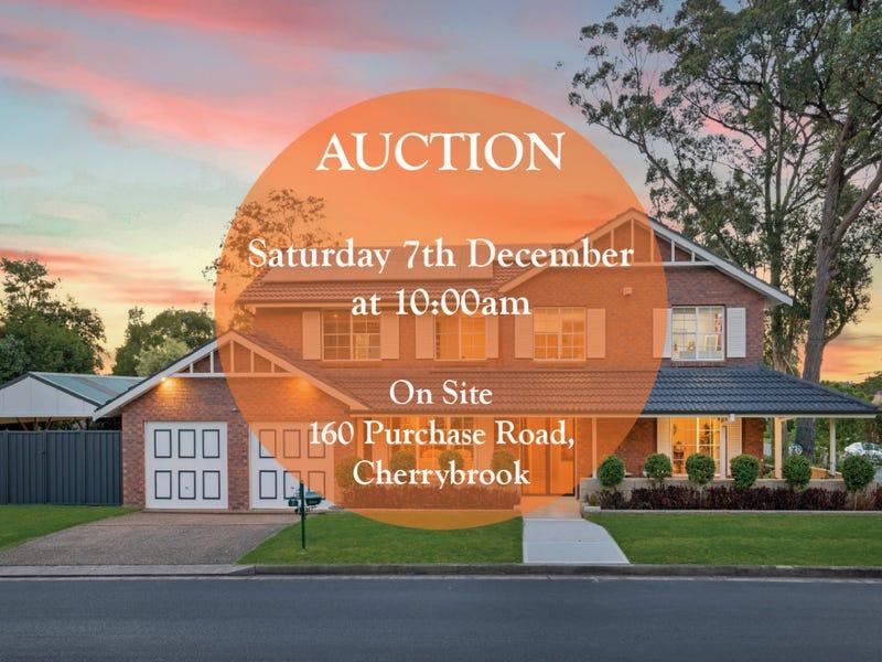 160 Purchase Road, Cherrybrook, NSW 2126