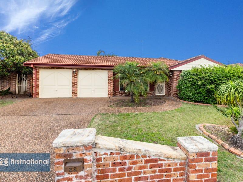 22 Fullerton Crescent, Bligh Park, NSW 2756