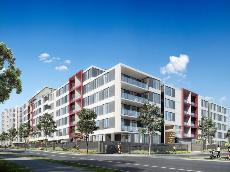 Lot 91 B402 Phoenix Apartments, Rouse Hill