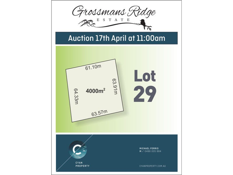 Lot 29/460 Grossmans Road, Bellbrae, Vic 3228
