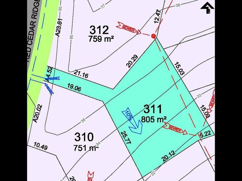 Lot 311, Lot 311 Red Cedar Ridge, Kew