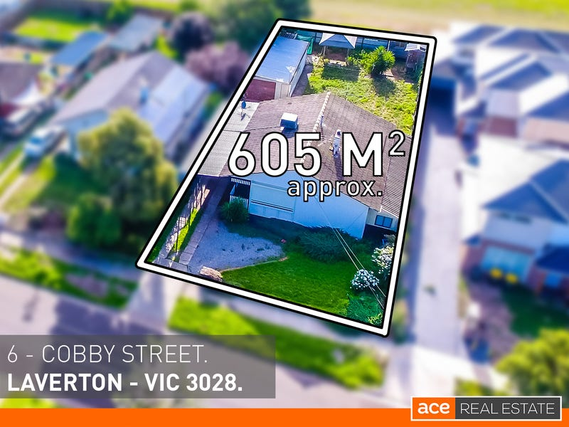 6  Cobby Street, Laverton, Vic 3028