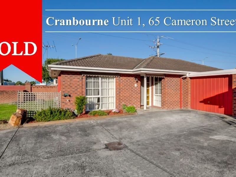 1/65 Cameron Street, Cranbourne, Vic 3977