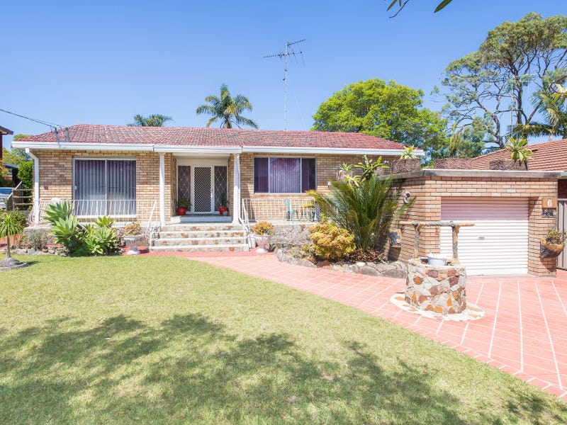 6 Putland Close, Kirrawee, NSW 2232