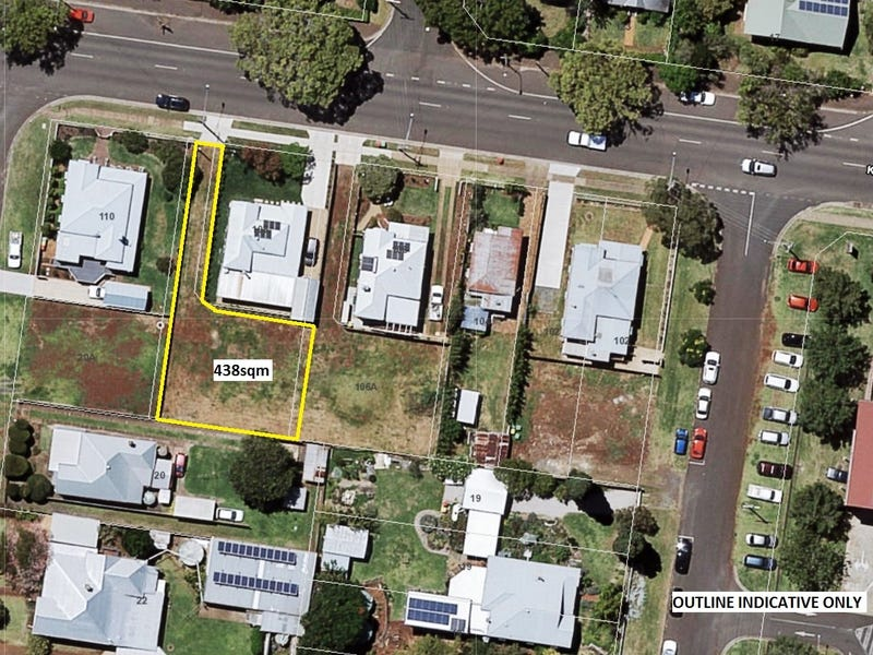 108a Bridge Street, East Toowoomba, Qld 4350