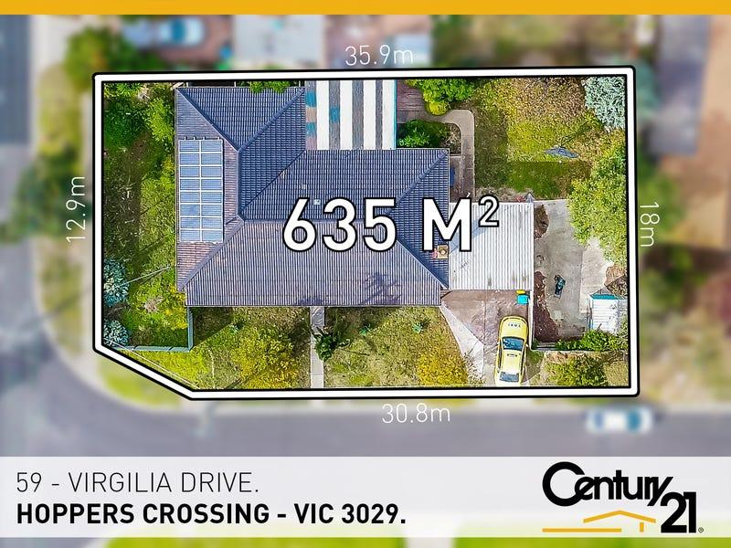 59  Virgilia Drive, Hoppers Crossing, Vic 3029