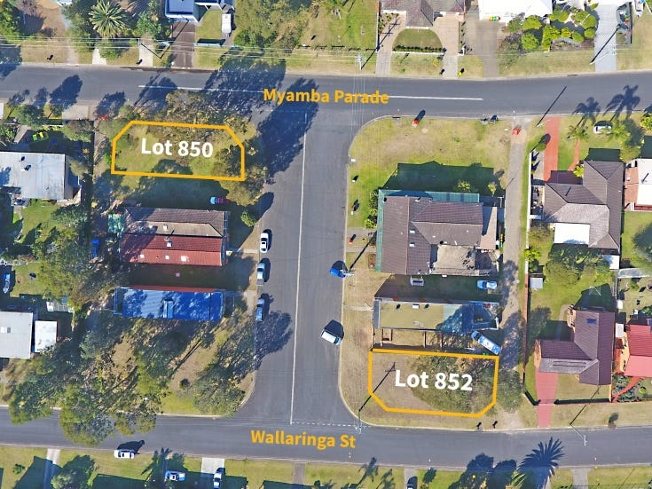 Lot 850 The Vista, Surfside, NSW 2536