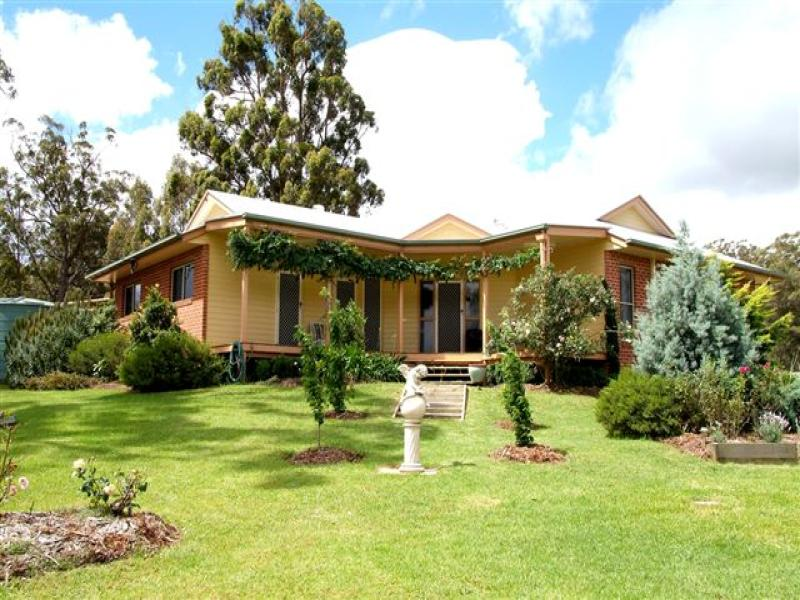 65 Jones Gully Road, Crows Nest, Qld 4355