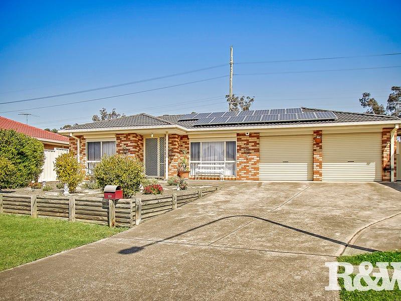 20 Gosha Close, Rooty Hill, NSW 2766