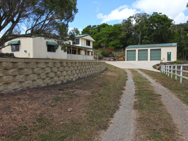 387 Rocky Waterholes Wollingford Road, Marian, Qld 4753