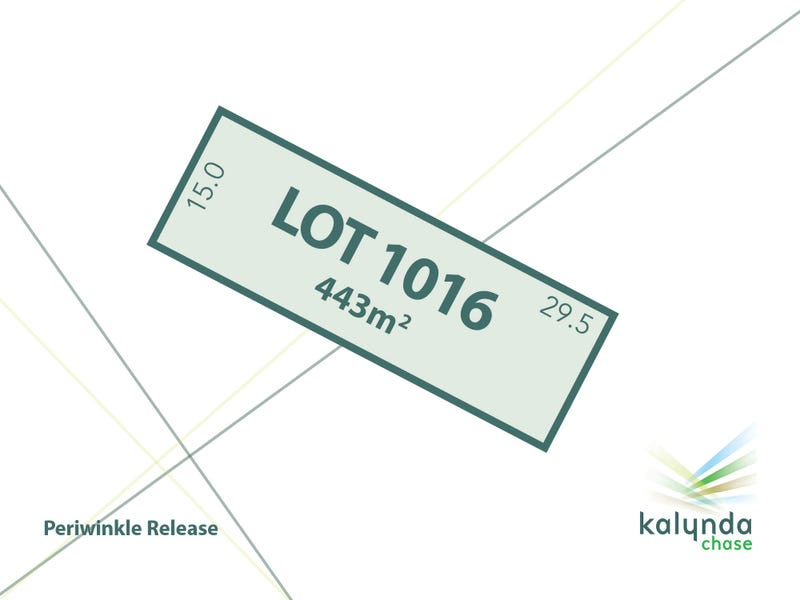 Lot 1016, Periwinkle Way, Bohle Plains, Qld 4817