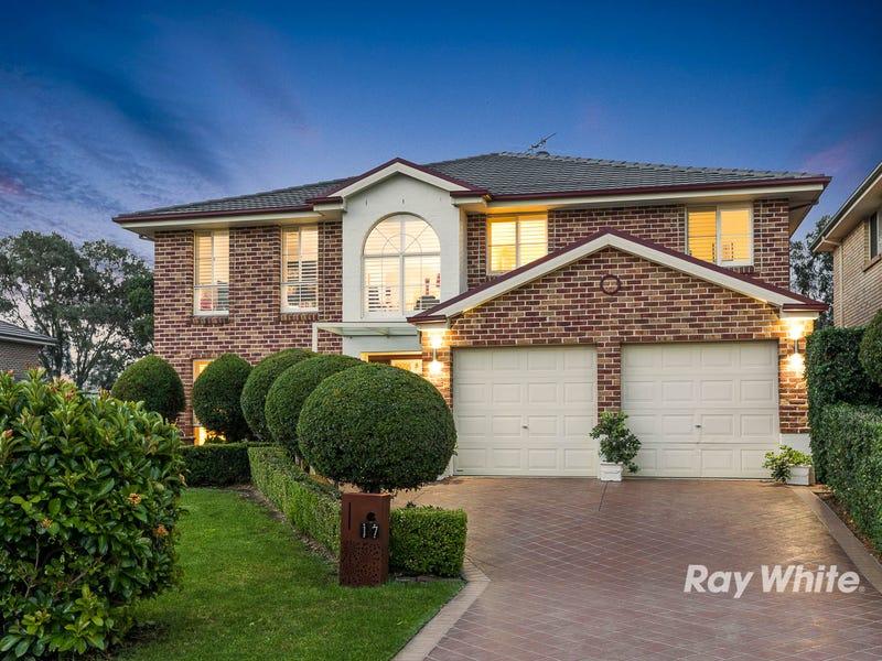 17 Maeve Avenue, Kellyville, NSW 2155