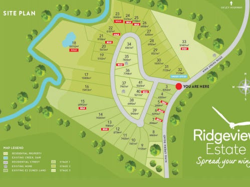 Lot 21 Ridgeview Estate, King Creek, NSW 2446