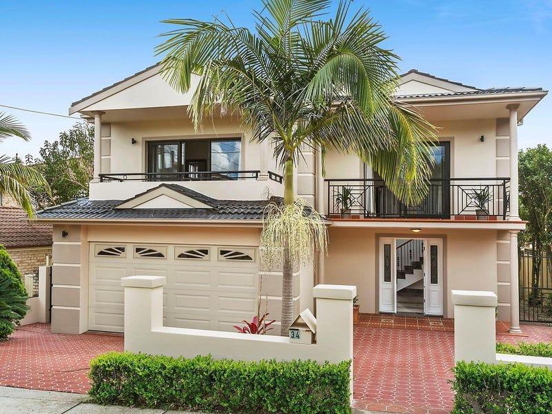 34 Vine Street, Hurstville, NSW 2220