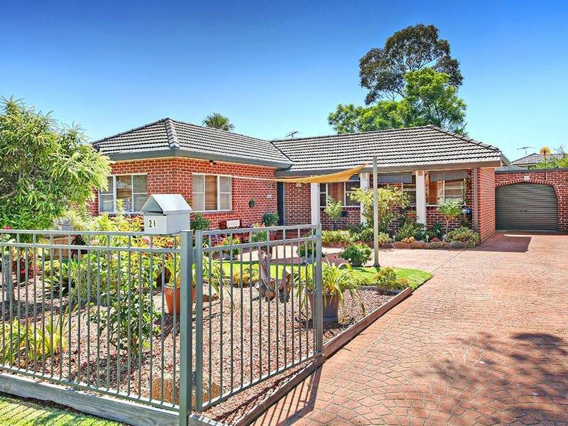21 Garnsey Avenue, Panania, NSW 2213