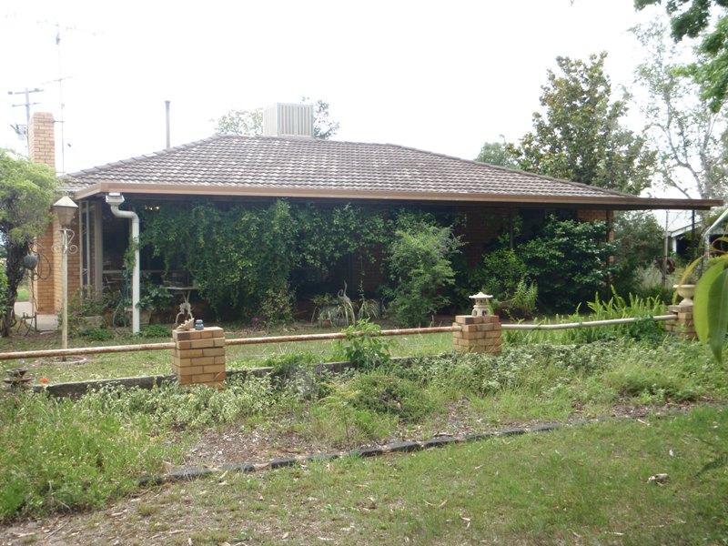 Jerilderie Road, Berrigan, NSW 2712