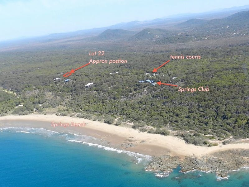 lot 22 Bloodwood Ave Nth Sunrise, Agnes Water, Qld 4677