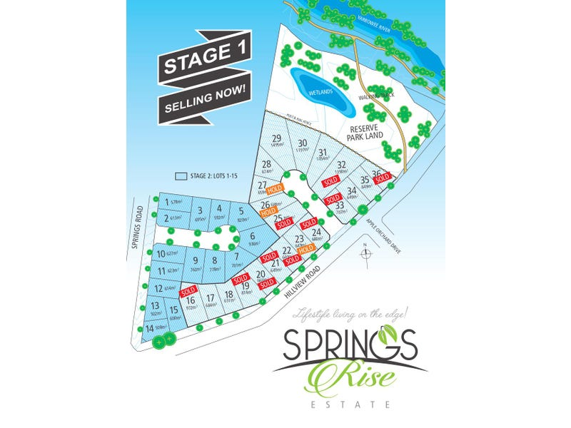 Lot 23 Springs Rise Estate, 5 Hillview Road, Brown Hill, Vic 3350