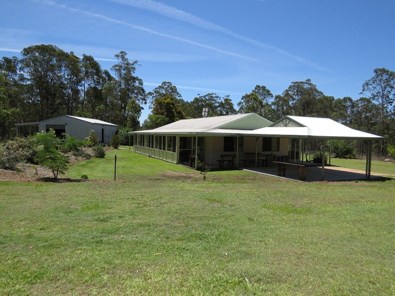 2558 Clarence Way, Upper Copmanhurst, NSW 2460
