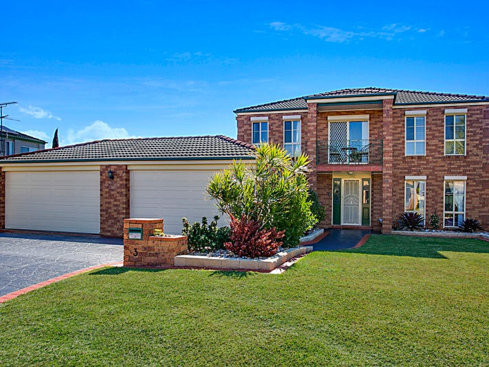 3 Glenalvon Place, West Hoxton, NSW 2171