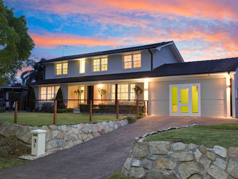 6 Kiama Close, Terrey Hills, NSW 2084