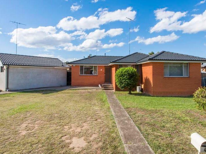 4 Romsley Road, Jamisontown, NSW 2750
