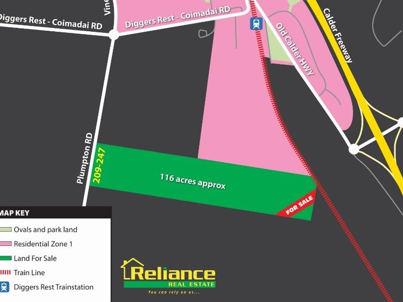 209-247 Plumpton Road, Diggers Rest, Vic 3427