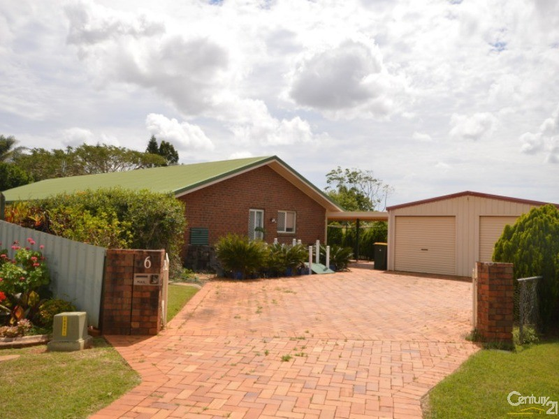 6 Chenery Court, Avenell Heights, Qld 4670