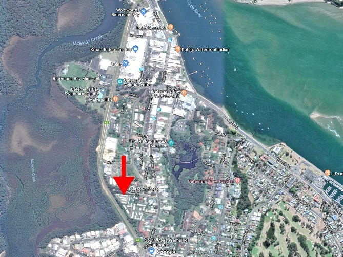 16/15-21 Crown Street, Batemans Bay, NSW 2536