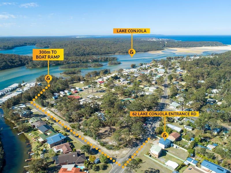 62 Lake Conjola Entrance Road, Lake Conjola, NSW 2539