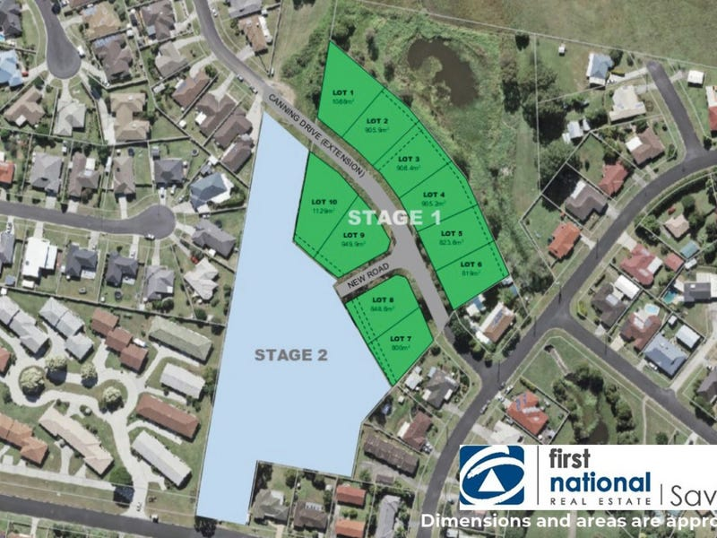 Lot 1-10, Canning Drive, Casino, NSW 2470