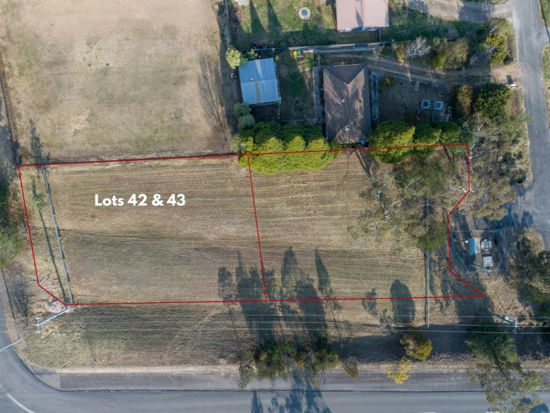Lot 43 & 42 Station Road, Aylmerton, NSW 2575