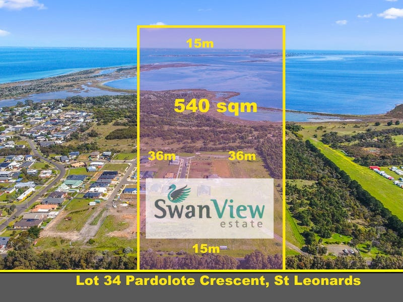 Lot 34 Pardolote Crescent, St Leonards, Vic 3223