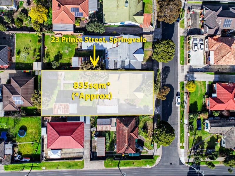 23 Prince Street, Springvale, Vic 3171